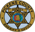 Pickens County Alabama Sheriff's Office Badge